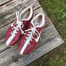New listing Nike Retro Women's Golf Shoes Red & White Size 7