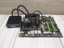 EVGA NVIDIA nForce 790i Ultra SLI ATX Core 2 Quad 3.00GHz 4GB Motherboard