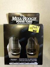Mesa/Boogie El-34 Str-447, Duet (matched pair), Premium Grade Vacuum Tubes