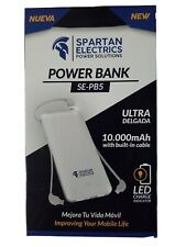 Spartan Electrics Portable Charger