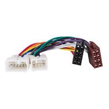 Wiring Lead Harness Adapter for Toyota ISO Stereo Plug Adaptor Plug