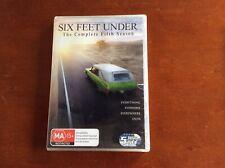 Six Feet Under : Season 5 DVD - Region 4 Australia