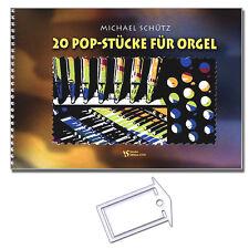 20 Pop-Stücke für Orgel - Strube Verlag - VS3310 - 9990000679232