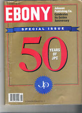 """EBONY Magazine November 1992 ~ Cover Page """"50 Years of JPC"""" ~ See Contents Page"""