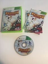 Rayman Origins (Microsoft Xbox 360, 2011) - CIB Complete, Tested And Working!