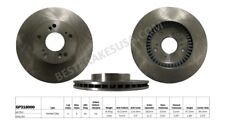 Disc Brake Rotor-LX Front Best Brake GP318000