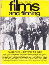 FILMS AND FILMING October 1979 - John Frankenheimer interviews