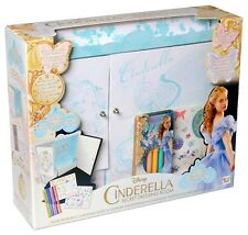 Disney Princess Cinderella Secret Dressing jewellery box Decorate colour own