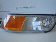 New Turn Signal/Parking Lamp Assembly 99-02 Mercury Grand Marquis LH Free Ship!