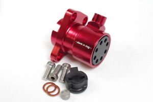 Ducati Kbike Hydraulic Billet Anodized 30mm Clutch Slave Cylinder RED MADE ITALY
