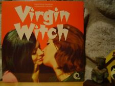 ost/VIRGIN WITCH LP/1972 British Lesbian Sex Cult Witchcraft Film Soundtrack