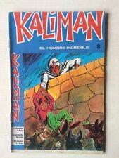 1 Comics Comics Editora/Greco Ltda. Colombia. Kaliman el Hombre Increible #8