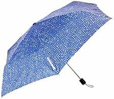 Totes TRX Light N Go Traveler Umbrella Auto-Open/Close LED Light Outdoor Net