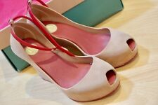 Melissa patchuli V wedge shoes