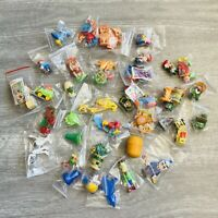 Vintage Kinder Surprise Bulk Lot Random Toys