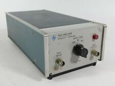 HP 462A Amplifier Vintage Test Equipment (untested, needs power cable)