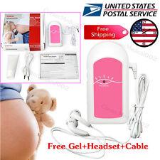 Baby Sound A Fetal Doppler Prenatal Heart Monitor Baby Sound Detector, GEL