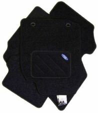 NEW Genuine FORD PUMA Carpet Floor Mats Set - Set of 4 Front and Rears Tailored