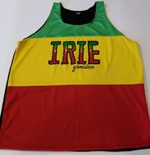 Irie Jamaica Men's Jersey Xl 29×22 Inches