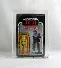 NEW 1983 Vintage Star Wars ✧ Stormtrooper ✧ Snowtrooper 77 BK UKG 85/85/85 AFA