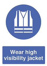 Wear Haute Visibilité Veste SIGNE-en pvc rigide imperméable