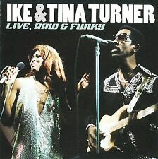 NEW Live Raw & Funky (Audio CD)