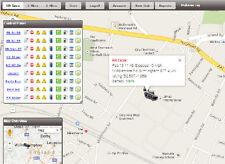 OBD II SOS Vehicle Tracking System Inc Tracker, EU SIM CARD + Live Tracking UK
