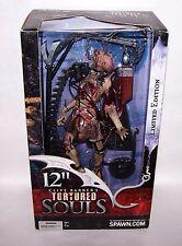 "Clive Barker's 12"" Tortured Souls Figure Talisac NIB Spawn Limited Edition"