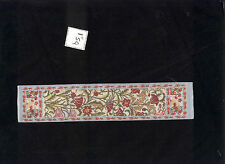 Rug  20R Runner  miniature dollhouse woven carpet 1pc 1/12 scale