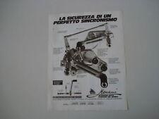 advertising Pubblicità 1981 MENANI