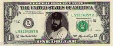 Brian Wilson Fear the Beard SF Giants MLB  Novelty Dollar Bill