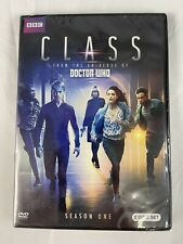 New listing Class: From the Universe of Doctor Who - Season 1 (Dvd, 2017)Brand New