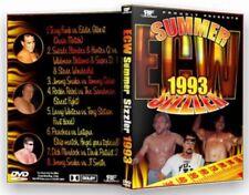 ECW Wrestling Summer Sizzler 1993 DVD Terry Funk Eddie Gilbert Extreme extreme