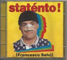 FRANCESCO SALVI - Statento - CD 1994 USATO BUONE CONDIZIONI