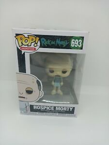 FUNKO POP! RICK AND MORTY - HOSPICE MORTY #693