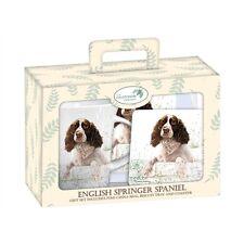 Tea Time Set Regalo-SPRINGER SPANIEL INGLESE
