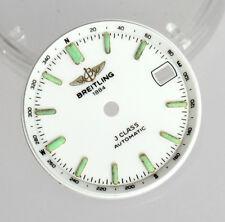 BREITLING 1884 J CLASS AUTOMATIC ZIFFERBLATT /  Dial &  Inner Bezel  NOS