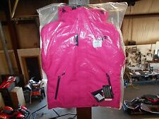 FXR WOMEN'S RUSH SNOWMOBILE JACKET FUCHSIA/BLACK 170209-9010-08