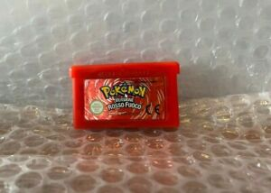 Pokemon rosso fuoco game boy advance  nintendo