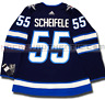 MARK SCHEIFELE WINNIPEG JETS ADIDAS ADIZERO HOME JERSEY AUTHENTIC PRO