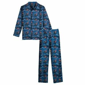 Houston Texans NFL Youth Boys 2-Piece Pajama Set Size Small (6-7) - NWT