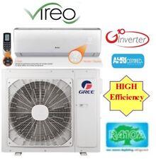 36,000 Btu 3 Ton 20 SEER 230 V Inverter GREE VIREO Ductless Mini Split Heat Pump