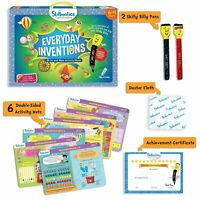 Kids Learn About 26 Inventions With Educational Games For Intelligent Children
