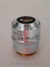 Nikon BD Plan 40x ELWD Microscope Objective, Nice.
