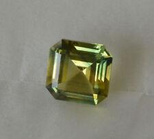None (No Enhancement) Square Loose Natural Sapphires