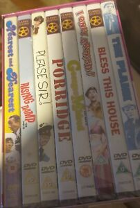 Classic Comedy Movies Collection, 8 Disc DVD Collector's Set