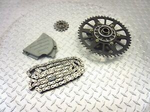 2005 02-06 Ducati Monster 620 M620 OEM Rear Front Sprocket Hub Chain Cover Cush