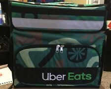 Uber Eats Limited Edition Artist (Cody) Insulated Backpack Bag Food Doordash