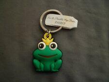 Frog Image Design Heart Shaped Keyring in Gift Box