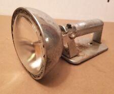 Vintage Ray-O-Vac Chrome Sportsman 301 6V Lantern Flashlight